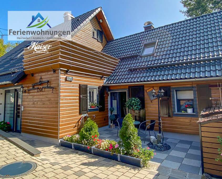 Kaiser's Landhaus – Ferienwohnungen Herrieden (Elbersroth)