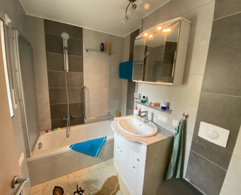 Badezimmer – Ferienwohnungen Herrieden