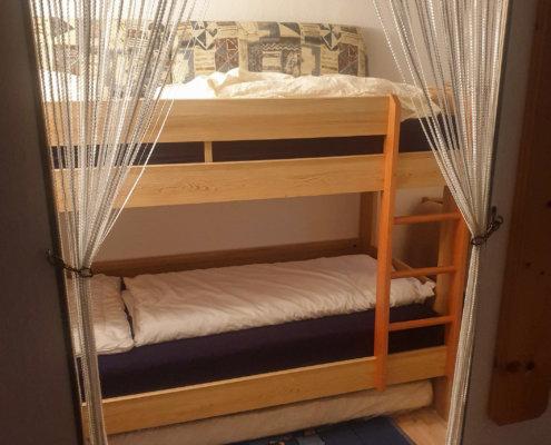 Etagenbett für Kinder, Jugendliche oder Erwachsene – Ferienhof Kaiser