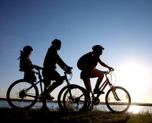 Radtour in Bayern – Naturpark Altmühltal
